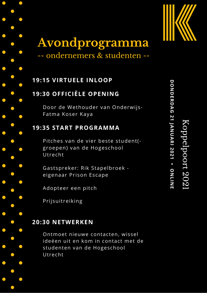 Programma Koppelpoort